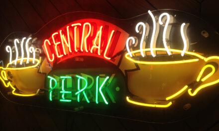 Central Perks, la cafetería de Friends en Toledo