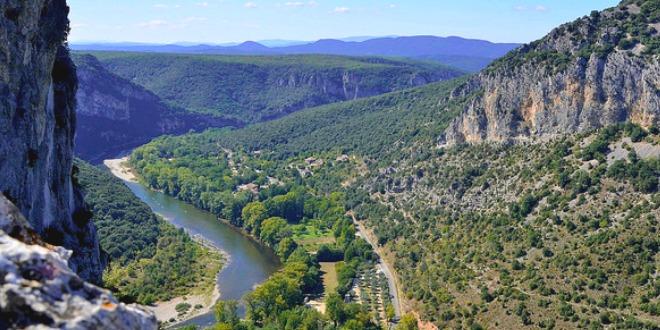 Gargantas de Ardèche