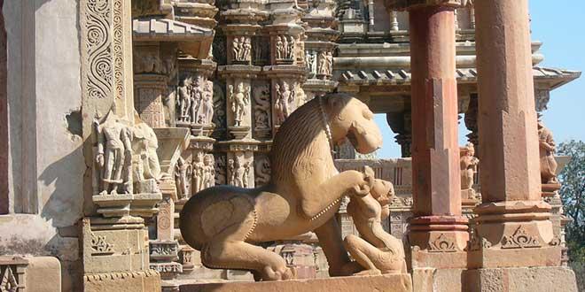Khahurajo-esculturas