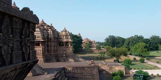 Khahurajo-templos