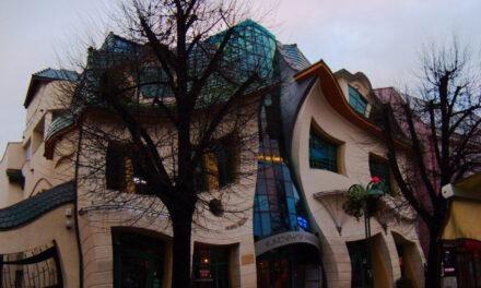 Krzywy Domek, la casa Torcida de Sopot