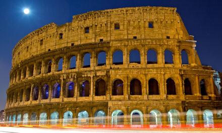 Los secretos del Coliseo de Roma
