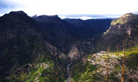 Madeira a través de las sendas del agua