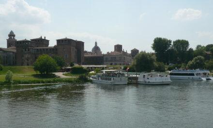 Mantua, la parte más renacentista de Italia