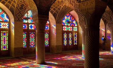 La mezquita más bella del mundo está en Irán
