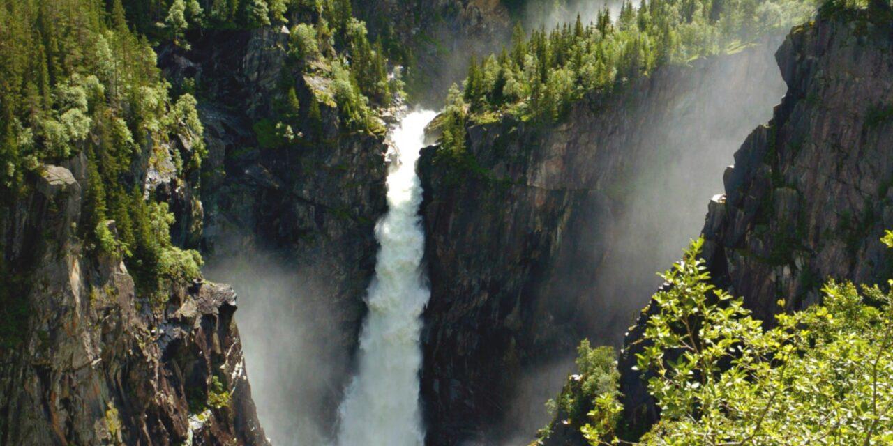 Rjukanfossen: las Cascadas de Humo