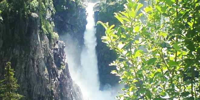 Rjukanfossen 1