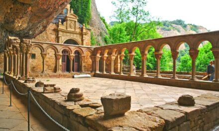 El increíble monasterio de San Juan de la Peña