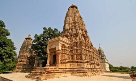 Los templos de Khajuraho, la exaltación del erotismo