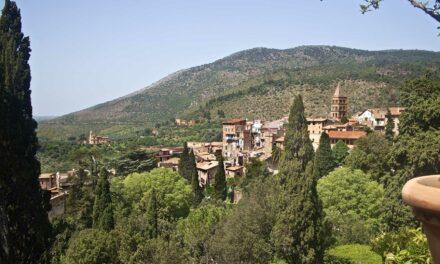 Tívoli, un balcón hacia la campaña romana
