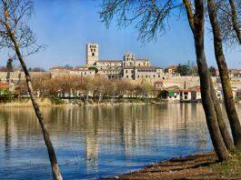 Zamora una ciudad de contrastes