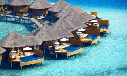 Turismo de lujo en Baros, Maldivas