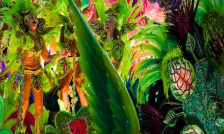 Carnaval de Río de Janeiro, explosión de ritmo y colores