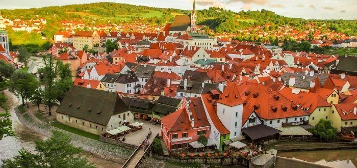 Český Krumlov, República Checa | Ciudades europeas baratas