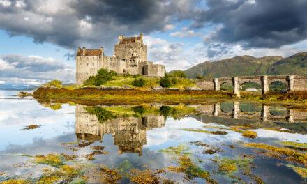 El icónico castillo Eilean Donan