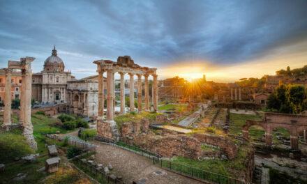 Foros Romanos, historia de la Ciudad Eterna