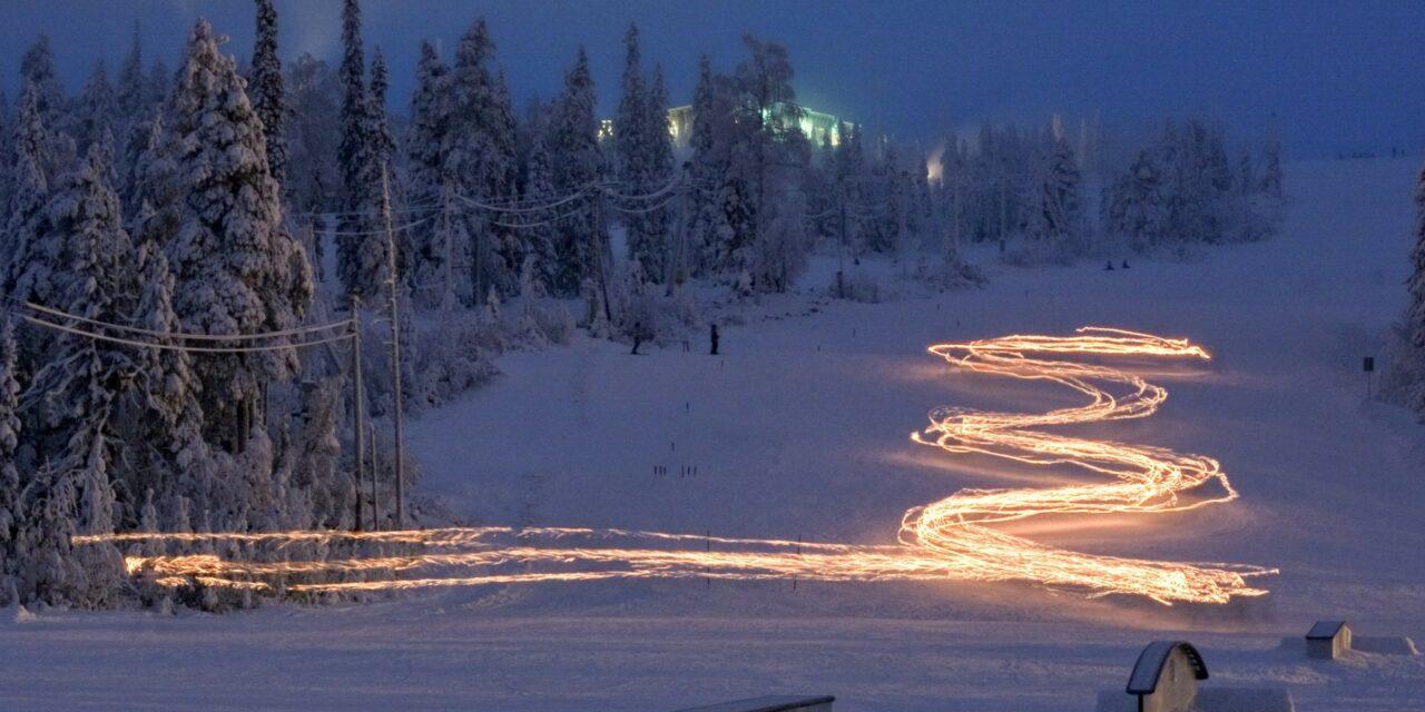 Iso-Syöte, un reino de nieve en Finlandia