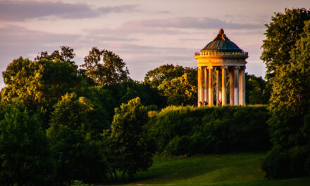 El Jardín Inglés, un paraíso en el corazón de Munich