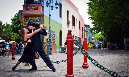 La Boca, la cuna del tango más callejero