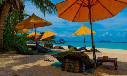 Las islas de ensueño Phi Phi