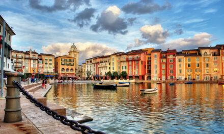 Portofino, reina en la bahía de Media Luna
