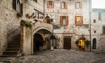 La desconocida Rocca San Giovanni, Italia