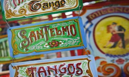 Atractivos de San Telmo, mítico y colonial