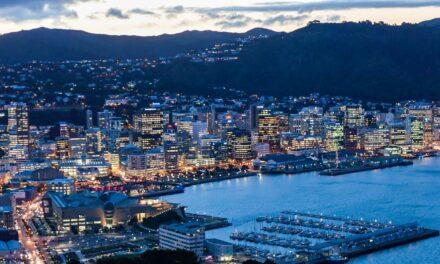 Wellington, la pequeña pero hermosa capital de Nueva Zelanda
