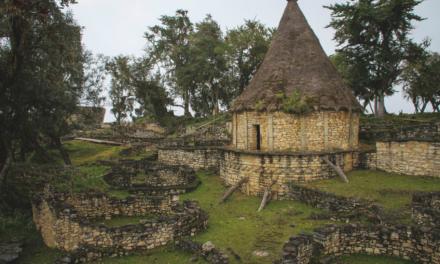Kuélap, recuerdos del pasado preincaico