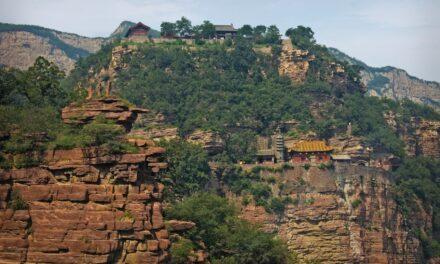 Montañas Cangyan, un escenario mágico
