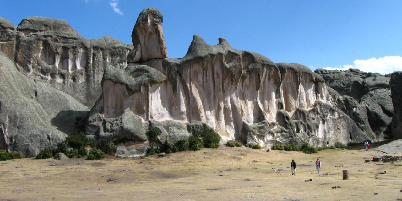 Marcahuasi, entre rocas y ovnis