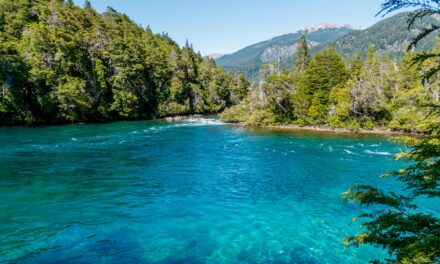 Parque Nacional Los Alerces, uno de los más bellos de Argentina