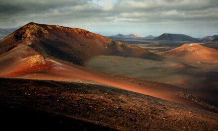 Parque Nacional de Timanfaya, naturaleza poderosa