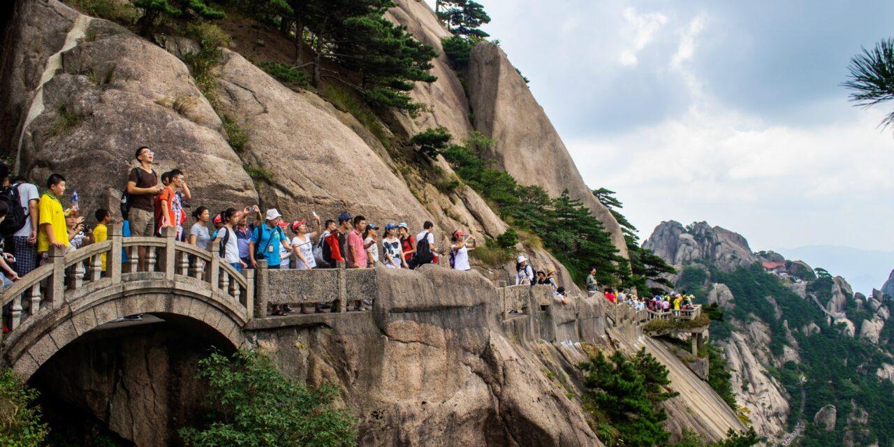 Huangshan, la mágica Montaña Amarilla