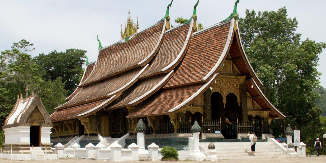 Wat Xieng Thong, el templo de la ciudad dorada