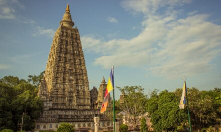 Mahabodhi, el Templo del Gran Despertar