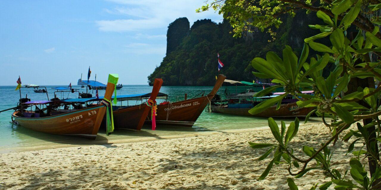 Krabi, imperdible en tu visita a Tailandia