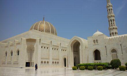 Gran Mezquita del Sultán Qaboos, la joya de Omán