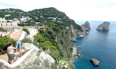 Anacapri: lo más bello de la costa Amalfitana