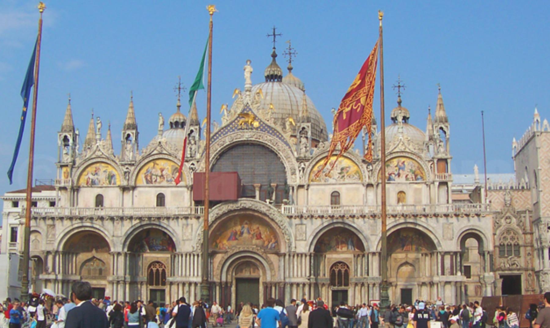 La Basílica de San Marcos, lo que la belleza esconde... - El Viajero ...