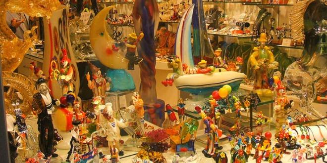 Exposición Murano