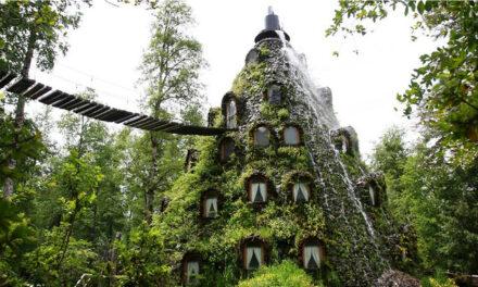 Hotel La Montaña Mágica en Chile
