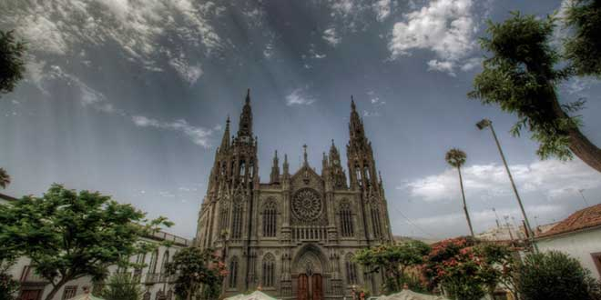 Iglesia-de-Arucas