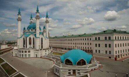 Kazán, la Estambul del Volga