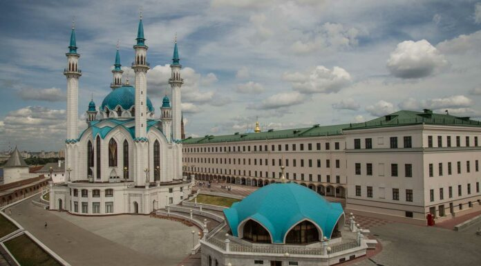 Kazan la Estambul del Volga
