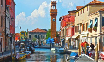Explosión de arte y color en Murano, Italia