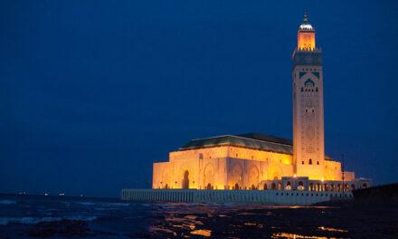 Hassan II, el templo más alto del mundo