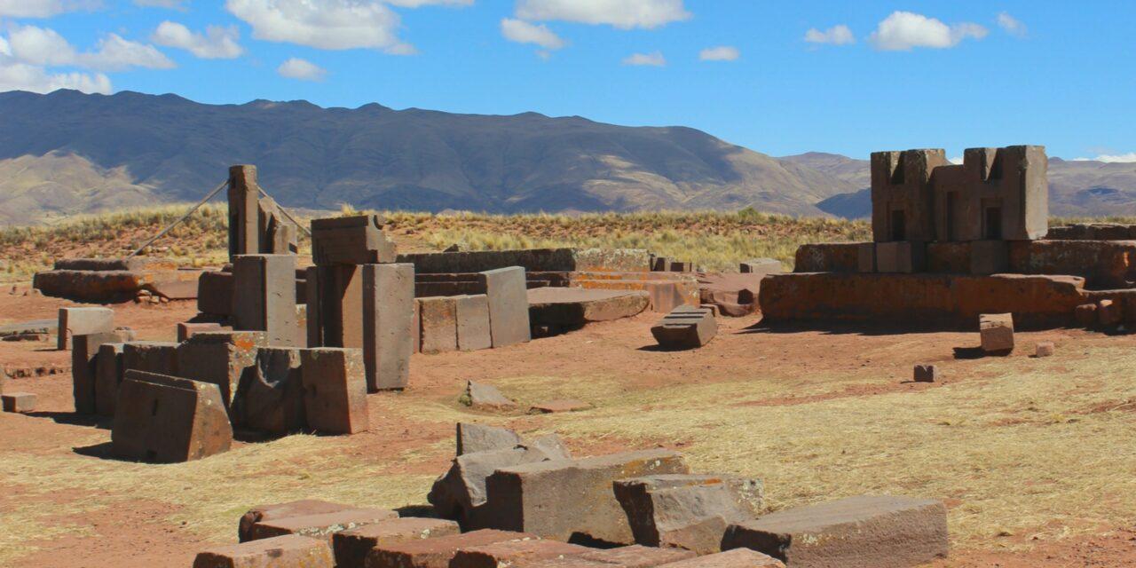 La Ciudad Futurística de la Prehistoria, Pumapunku