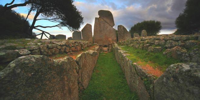 Tomba dei Giganti 2