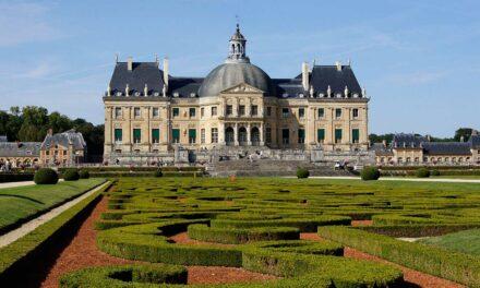 El Palacio de Vaux-le-Vicomte, la envidia del Rey Sol